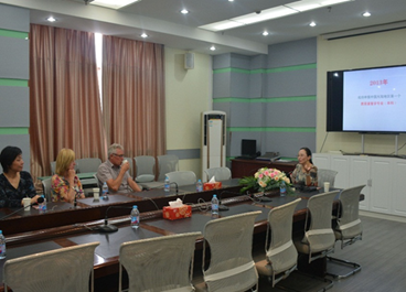 International Distinguished Experts Hans Forssberg and Diane L. Damiano Visit the Department of Rehabilitation and Education, Faculty of Education