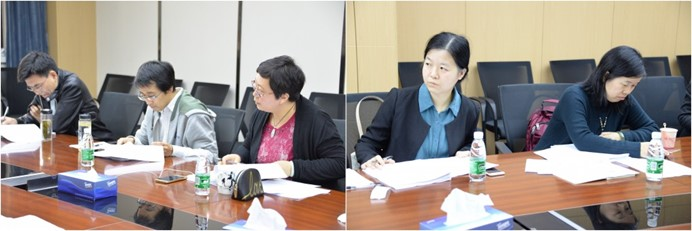 Teaching Committee of the Faculty of Education Holds the Defense Review Meeting of the 2017 English-only Curriculum Construction