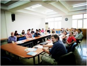上海终身教育研究院与丹麦罗斯基勒大学合作项目