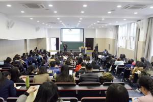 教育部职业技术教育中心研究所所长杨进研究员来学部职业与成人教育研究所做兼职教授讲座