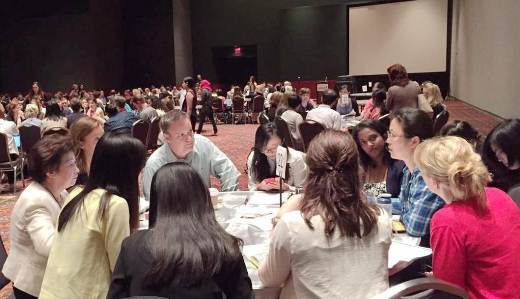 教育学部在美国圣安东尼奥与雪城大学联合举办学术交流会
