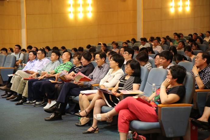 教育学部举行纪念建党九十六周年表彰暨师生党员集体组织生活