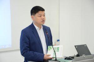 """教育学部杨光富老师为2018级佛年班举办""""外国教育史""""主题读书沙龙活动"""
