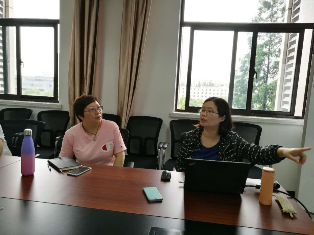 教学事务部组织开展部门办公技能培训