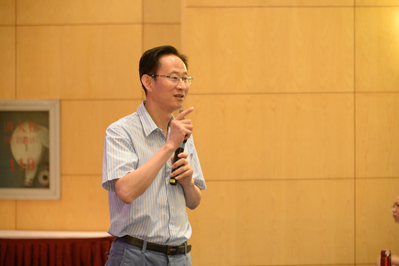 课程改革与创新丨教育学部主任袁振国教授为2018级本科大类新生讲授《教育学基础》导论