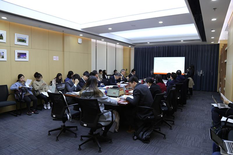 华东师范大学与筑波大学教育学研究生学术交流会顺利举行