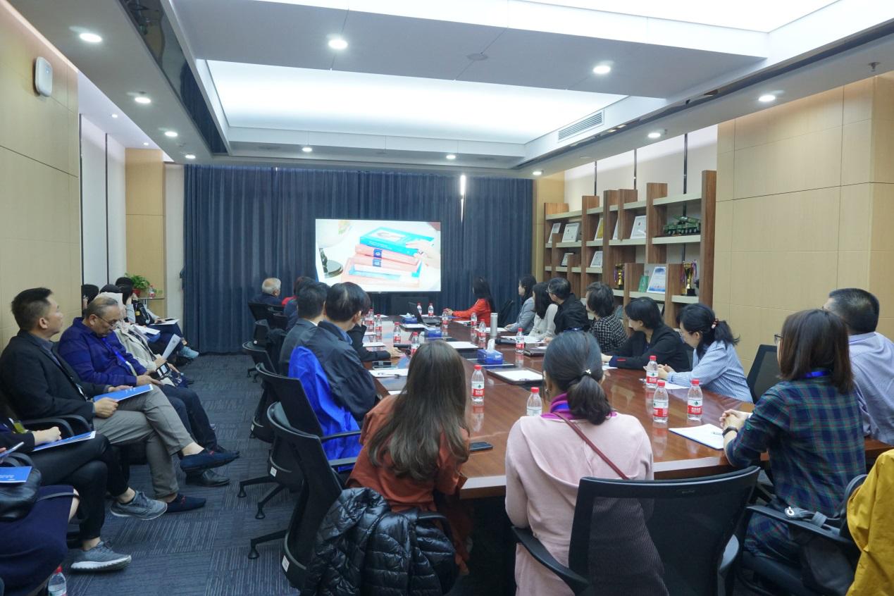 马来西亚幼教理事会代表团访问教育学部