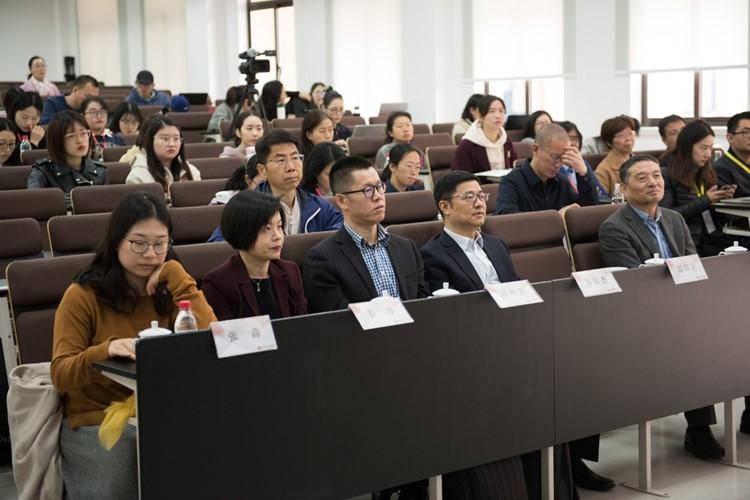 中国教育文化研究学术外译成果在校发布