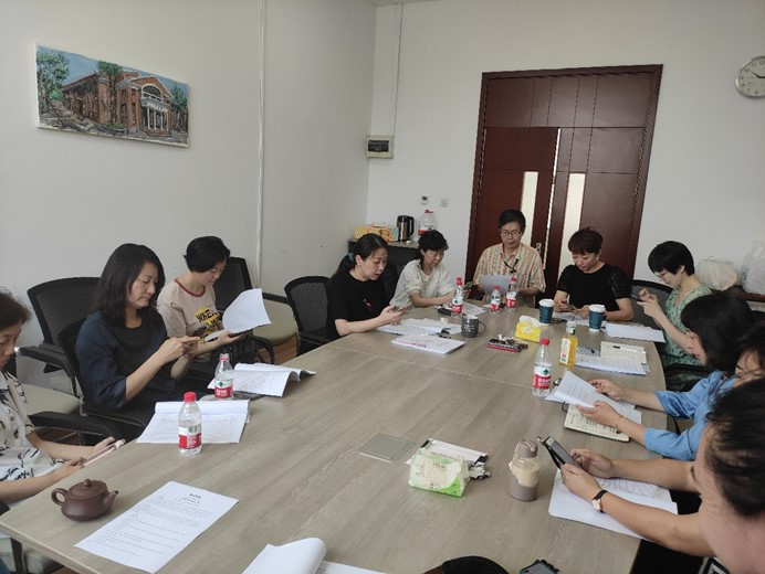 让艺术由心而发、以美育人——华东师大艺术教育部2020年秋学期开学第一天
