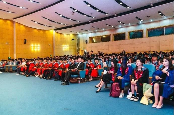 启航新征程,教育最青春 | 教育学部2021届毕业典礼暨学位授予仪式顺利举行